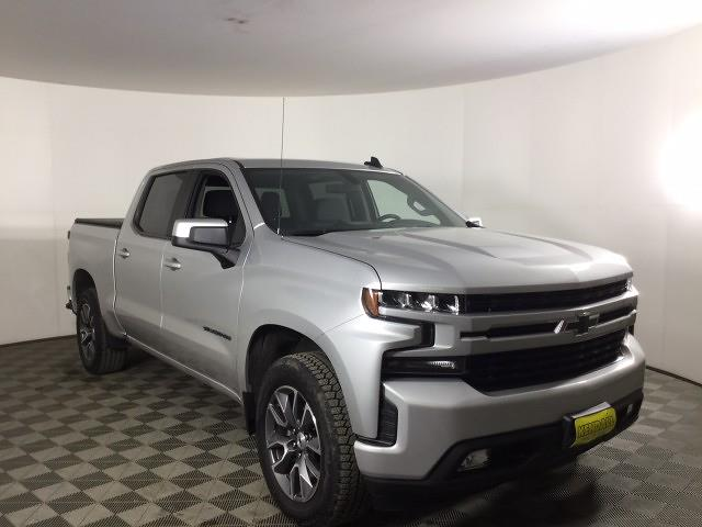 2020 Chevrolet Silverado 1500 Crew Cab 4x4, Pickup #JTC1785A - photo 1