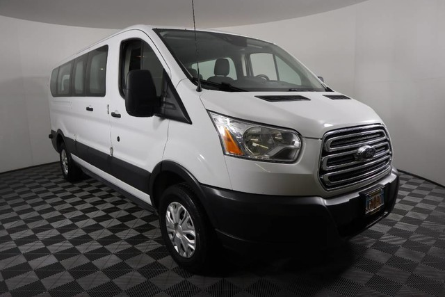 2016 Transit 350 Low Roof 4x2, Passenger Wagon #JU2682 - photo 1