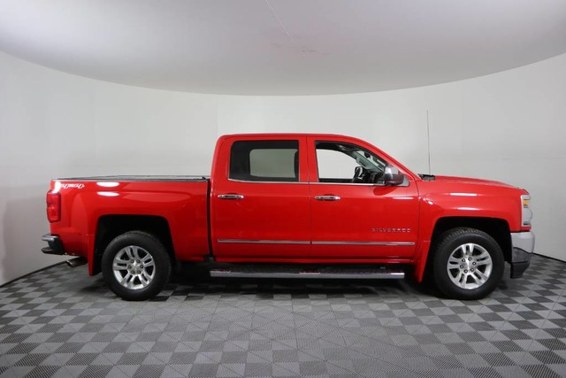 2017 Silverado 1500 Crew Cab 4x4, Pickup #JU2729 - photo 11