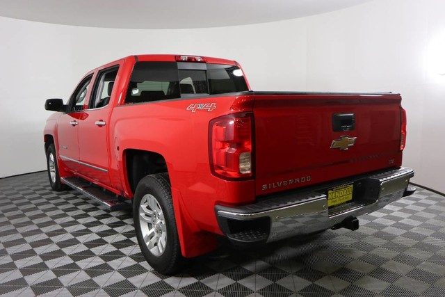 2017 Silverado 1500 Crew Cab 4x4, Pickup #JU2729 - photo 8
