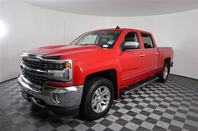 2017 Silverado 1500 Crew Cab 4x4, Pickup #JU2729 - photo 4