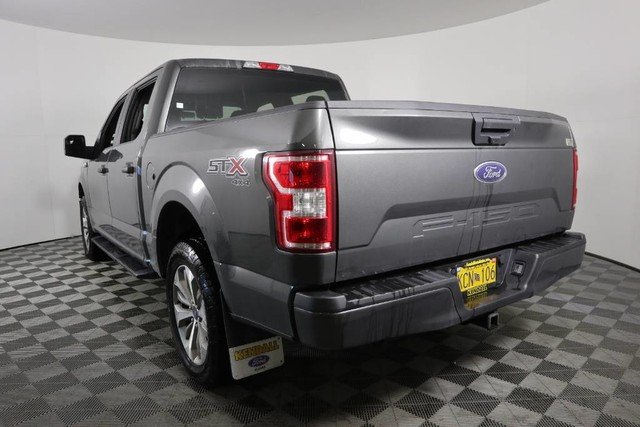 2018 F-150 SuperCrew Cab 4x4, Pickup #JU2786A - photo 1