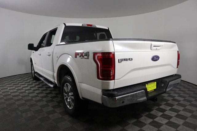 2016 F-150 SuperCrew Cab 4x4, Pickup #JU2808 - photo 1
