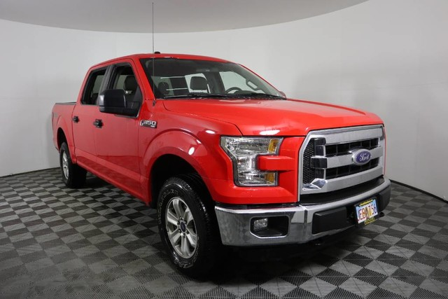 2016 F-150 SuperCrew Cab 4x4, Pickup #JU3236 - photo 3