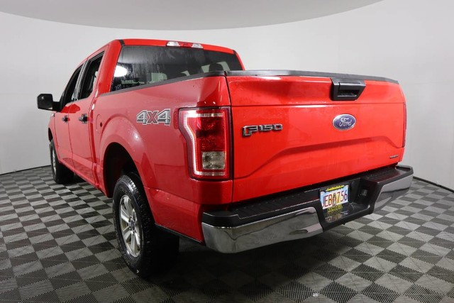 2016 F-150 SuperCrew Cab 4x4, Pickup #JU3236 - photo 1