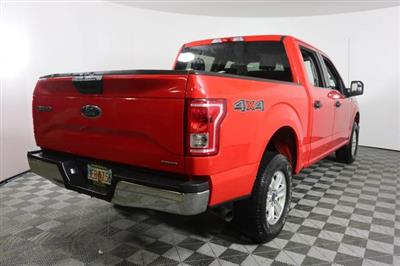 2016 F-150 SuperCrew Cab 4x4, Pickup #JU3236 - photo 12