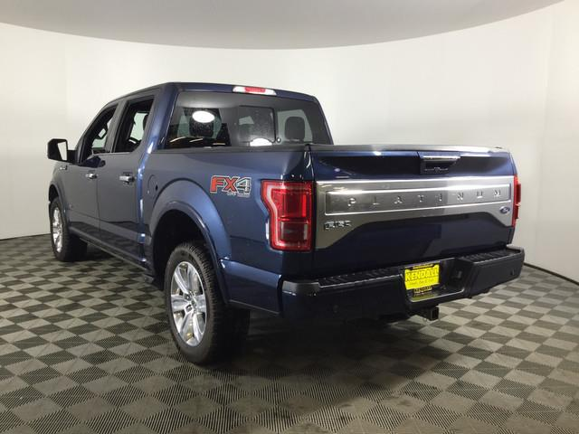 2017 Ford F-150 SuperCrew Cab 4x4, Pickup #JU3355 - photo 1