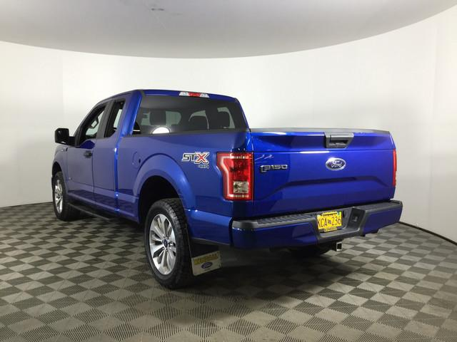 2017 Ford F-150 Super Cab 4x4, Pickup #JU3358 - photo 1
