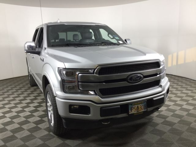 2019 Ford F-150 SuperCrew Cab 4x4, Pickup #JU3461 - photo 1