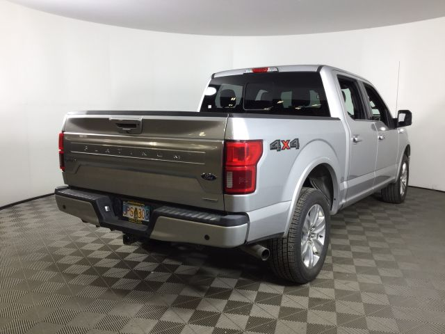 2019 Ford F-150 SuperCrew Cab 4x4, Pickup #JU3461 - photo 2