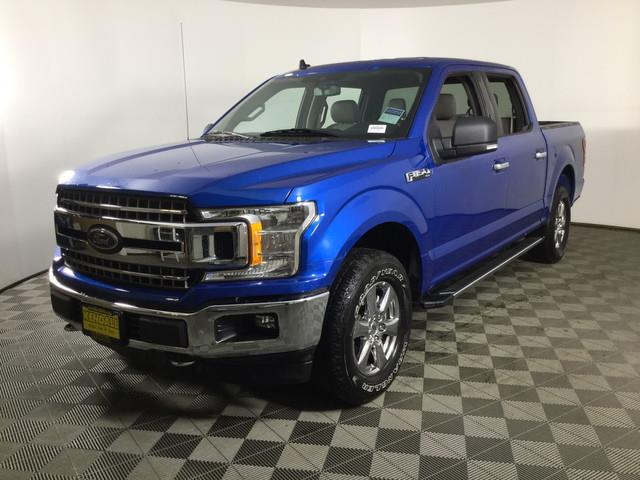 2019 Ford F-150 SuperCrew Cab 4x4, Pickup #JU3519 - photo 4