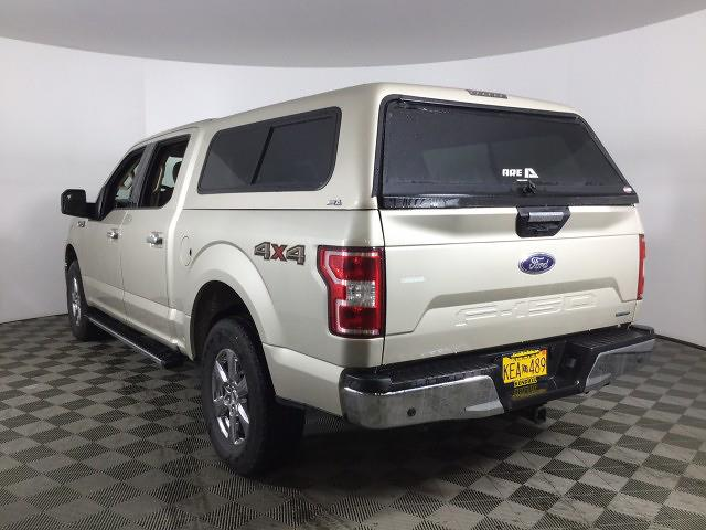 2018 Ford F-150 SuperCrew Cab 4x4, Pickup #JU3596A - photo 2