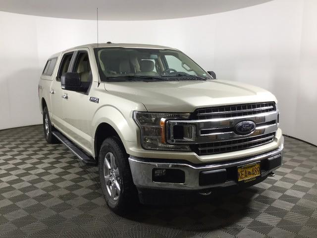 2018 Ford F-150 SuperCrew Cab 4x4, Pickup #JU3596A - photo 3