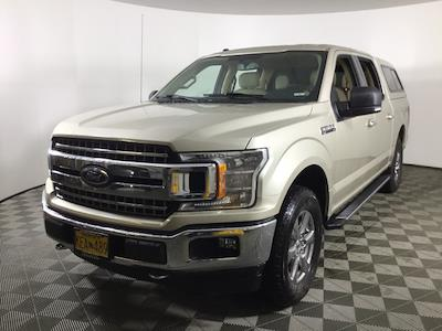 2018 Ford F-150 SuperCrew Cab 4x4, Pickup #JU3596A - photo 1