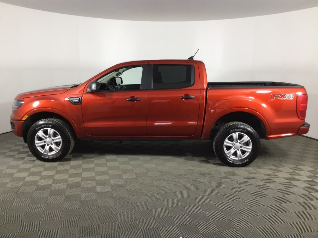 2019 Ford Ranger SuperCrew Cab 4x4, Pickup #JU3599A - photo 4