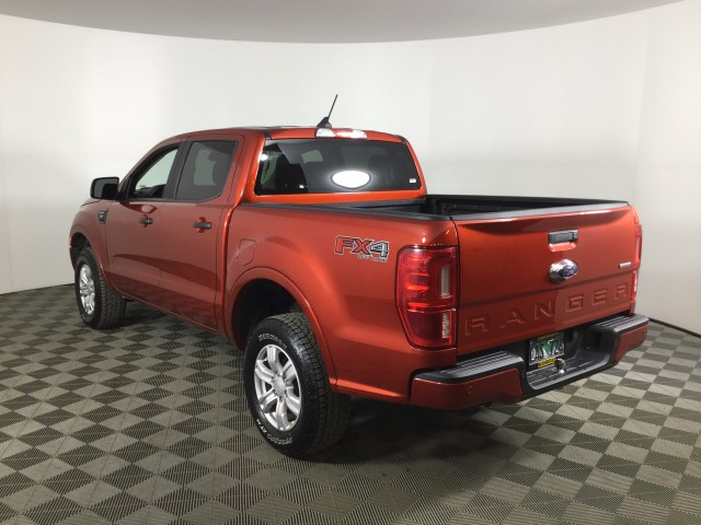 2019 Ford Ranger SuperCrew Cab 4x4, Pickup #JU3599A - photo 2