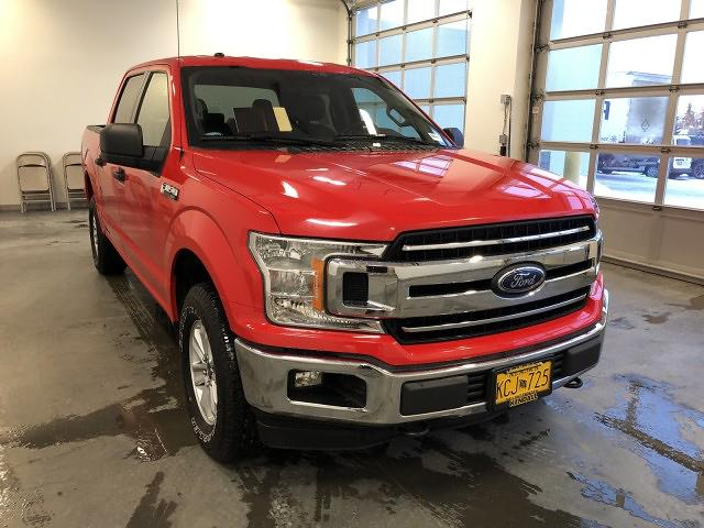 2018 Ford F-150 SuperCrew Cab 4x4, Pickup #JU3947A - photo 1