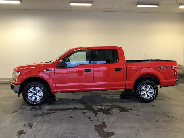 2018 Ford F-150 SuperCrew Cab 4x4, Pickup #JU3947A - photo 5