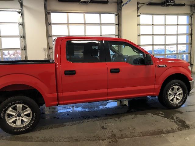 2018 Ford F-150 SuperCrew Cab 4x4, Pickup #JU3947A - photo 8