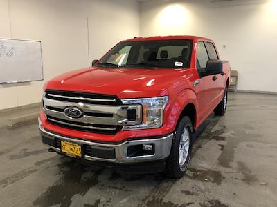 2018 Ford F-150 SuperCrew Cab 4x4, Pickup #JU3947A - photo 4