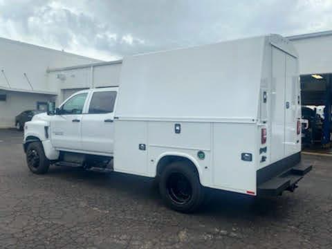 2019 Chevrolet Silverado Medium Duty Crew Cab DRW 4x2, Knapheide Service Body #C191014 - photo 1