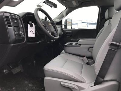 2019 Chevrolet Silverado Medium Duty Regular Cab DRW 4x2, 9 foot crane body #C191027 - photo 11