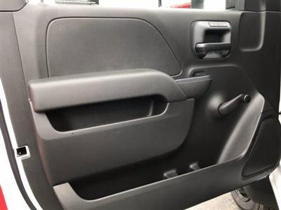 2019 Chevrolet Silverado Medium Duty Regular Cab DRW 4x2, 9 foot crane body #C191027 - photo 12