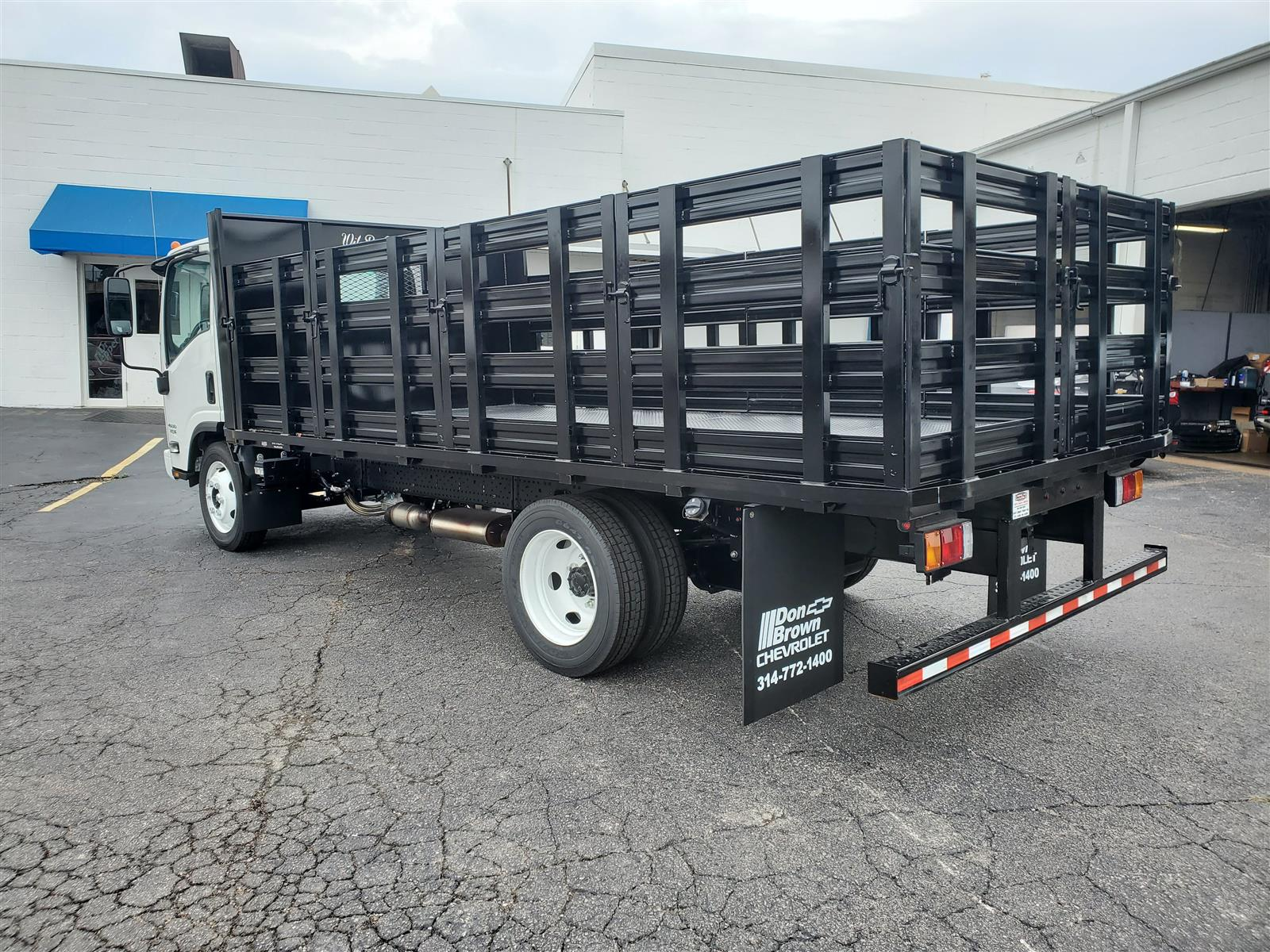 2019 Chevrolet LCF 4500 Regular Cab DRW 4x2, Stake bed #C191050 - photo 1