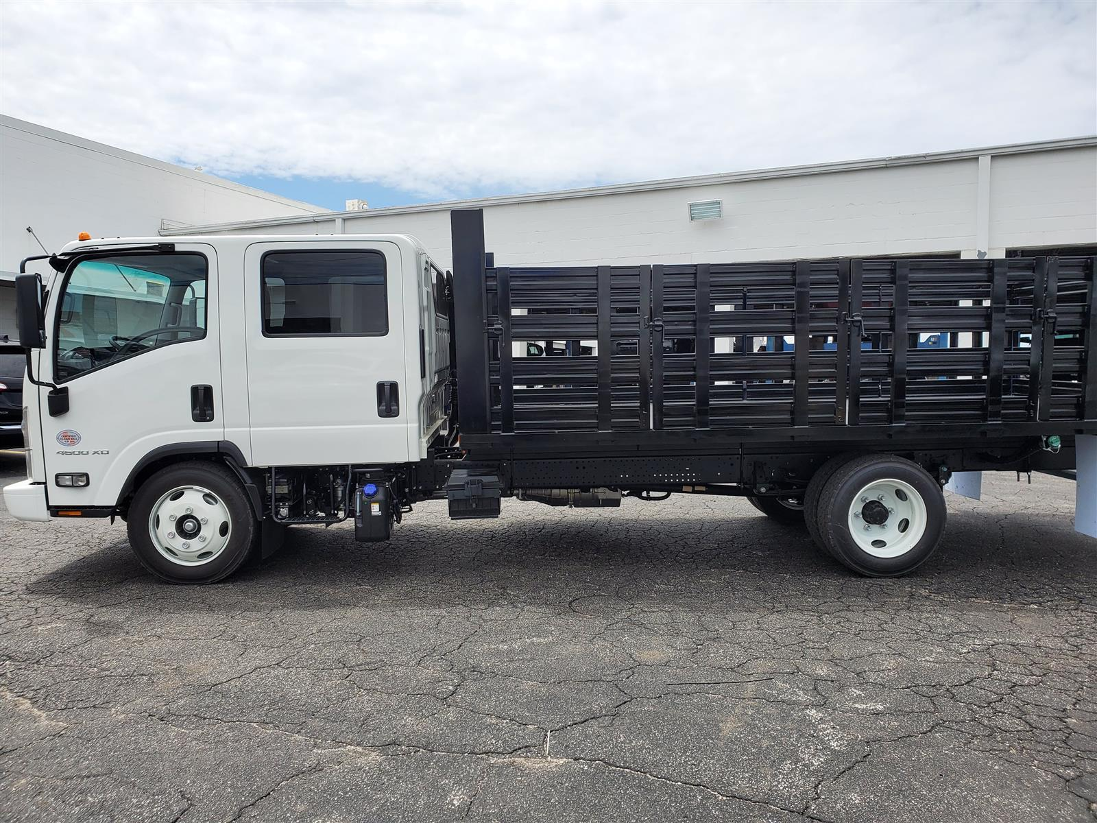 2021 Chevrolet LCF 4500XD Crew Cab DRW RWD, 16 foot stakebed #210005 - photo 1