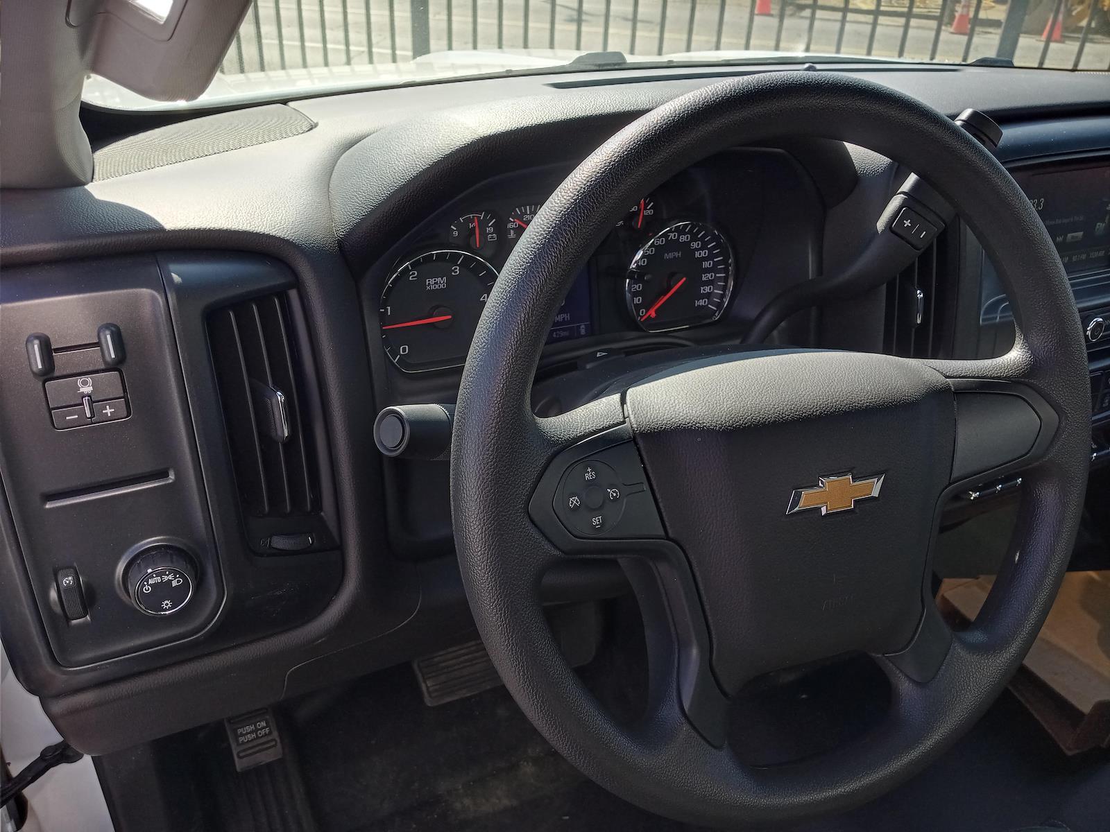2020 Chevrolet Silverado 4500 Regular Cab DRW 4x2, Morgan Gold Star Dry Freight #C200547 - photo 10