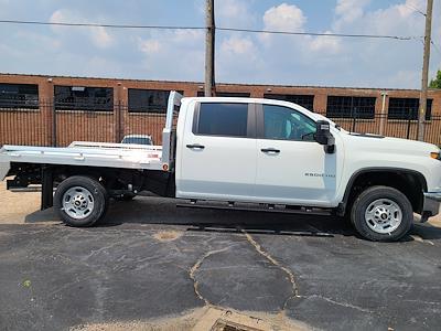 2021 Silverado 2500 Crew Cab 4x4,  Monroe Truck Equipment Tow 'N Haul Gooseneck Platform Body #C210348 - photo 4