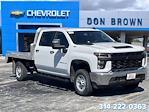 2021 Silverado 2500 Crew Cab 4x4,  Monroe Truck Equipment Tow 'N Haul Gooseneck Platform Body #C210348 - photo 6