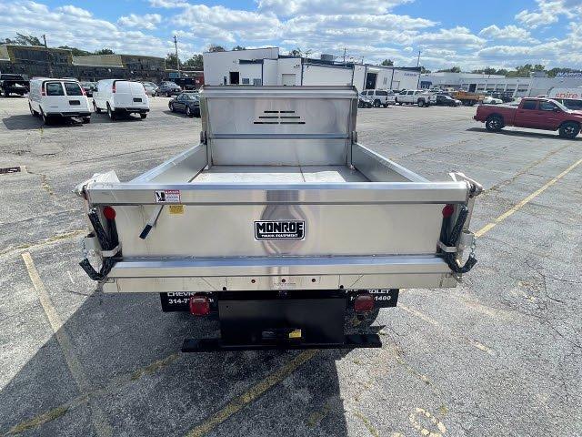 2021 Silverado 4500 Regular Cab DRW 4x2,  Monroe Truck Equipment MTE-Zee SST Series Dump Body #C210426 - photo 13
