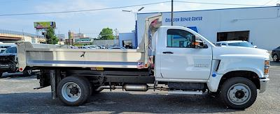 2021 Silverado 4500 Regular Cab DRW 4x2,  Monroe Truck Equipment MTE-Zee SST Series Dump Body #C210426 - photo 4