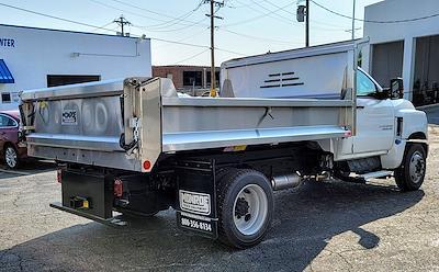 2021 Silverado 4500 Regular Cab DRW 4x2,  Monroe Truck Equipment MTE-Zee SST Series Dump Body #C210426 - photo 2