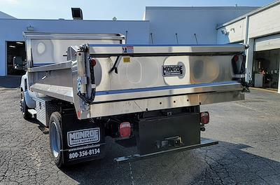 2021 Silverado 4500 Regular Cab DRW 4x2,  Monroe Truck Equipment MTE-Zee SST Series Dump Body #C210426 - photo 5