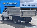 2021 Silverado 4500 Regular Cab DRW 4x2,  Monroe Truck Equipment MTE-Zee SST Series Dump Body #C210426 - photo 10