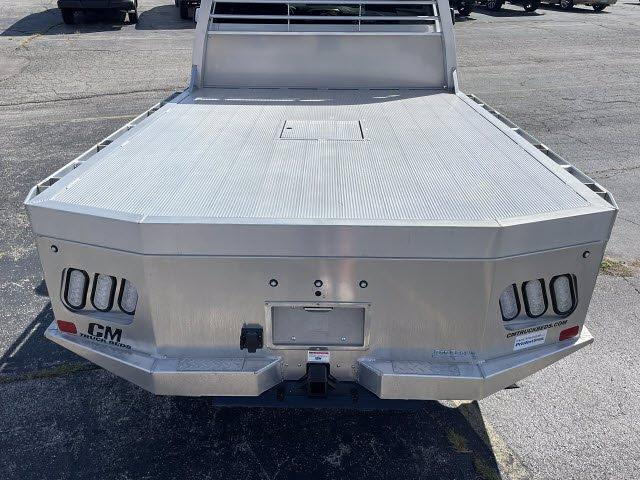 2021 Silverado 2500 Regular Cab 4x4,  CM Truck Beds AL SK Model Platform Body #C210432 - photo 6