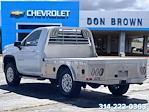 2021 Silverado 2500 Regular Cab 4x4,  CM Truck Beds AL SK Model Platform Body #C210432 - photo 4