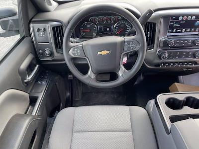 2021 Silverado 6500 Regular Cab DRW 4x2,  CM Truck Beds Stake Bed #C210450 - photo 12