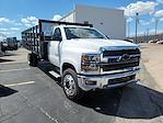 2021 Silverado 6500 Regular Cab DRW 4x2,  CM Truck Beds PL Model Platform Body #C210450 - photo 5