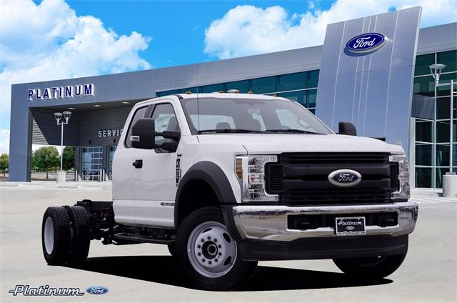 2019 Ford F-450 Super Cab DRW 4x4, Cab Chassis #F191115 - photo 1