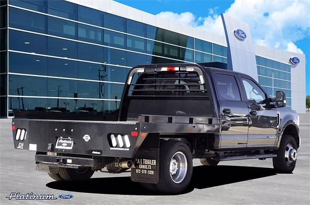 2020 Ford F-350 Crew Cab DRW 4x4, Platform Body #F200798M - photo 1