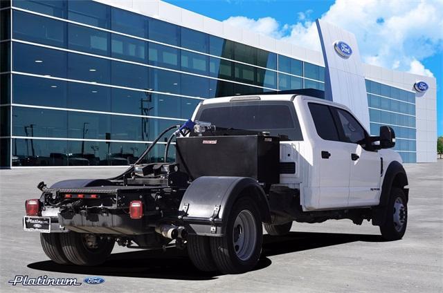 2019 Ford F-550 Crew Cab DRW 4x4, Hauler Body #F201142A - photo 1