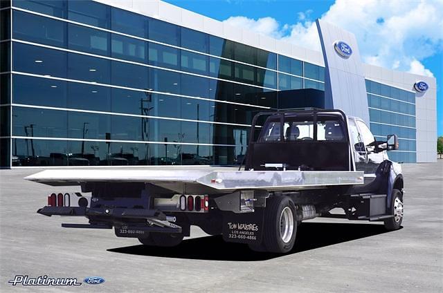 2021 Ford F-650 Super Cab DRW 4x2, Rollback Body #F210350 - photo 1