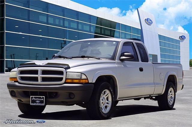 2003 Ram Dakota Club Cab 4x2, Pickup #F210455B - photo 1