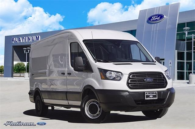 2019 Ford Transit 150 Med Roof 4x2, Empty Cargo Van #FA0540 - photo 1