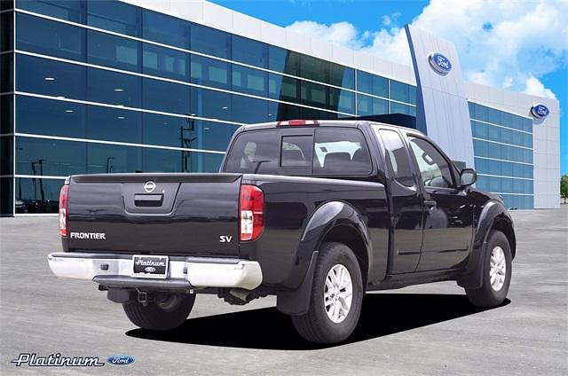 2019 Nissan Frontier King Cab 4x2, Pickup #FA0761 - photo 1
