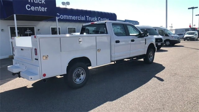 2019 F-250 Crew Cab 4x4, Reading Service Body #L191004 - photo 1
