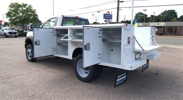 2019 F-450 Regular Cab DRW 4x4, Reading Service Body #L191060 - photo 1